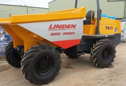 Linden Hire - South West Vehicle Hire | Plant, Van, Truck